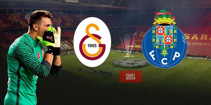 Galatasaray - Porto maçı ne zaman, saat kaçta, hangi kanalda?