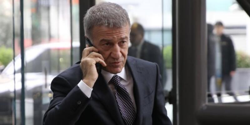 Trabzonspor Başkanı Ahmet Ağaoğlu hastaneye kaldırıldı