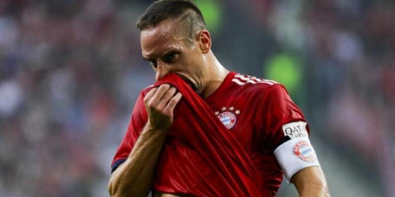 Franck Ribery'nin Bayern'deki son sezonu