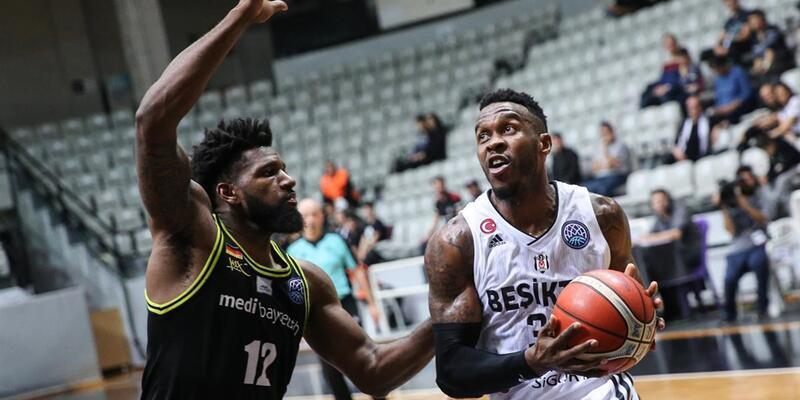 Beşiktaş 16 sayı farkla yenildi