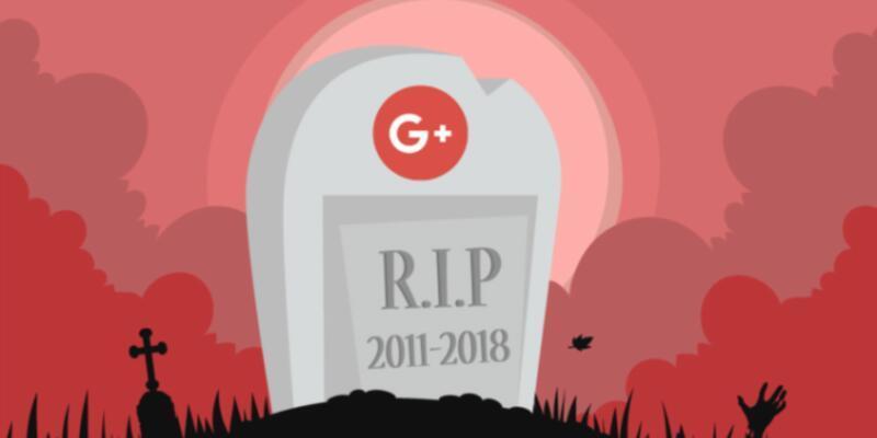 Google Plus'ın sonuna gelindi