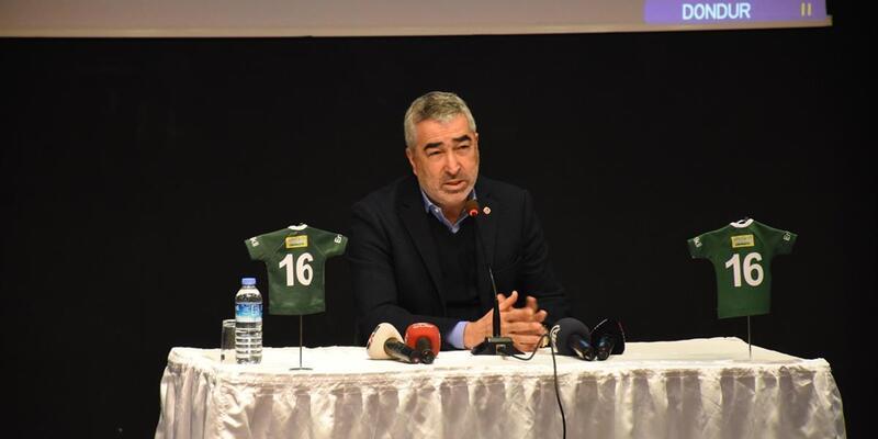 Samet Aybaba: Kimin kimi yeneceği belli değil