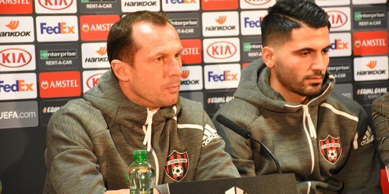 Spartak Trnava Teknik Direktörü, Fenerbahçe'ye başarılar diledi