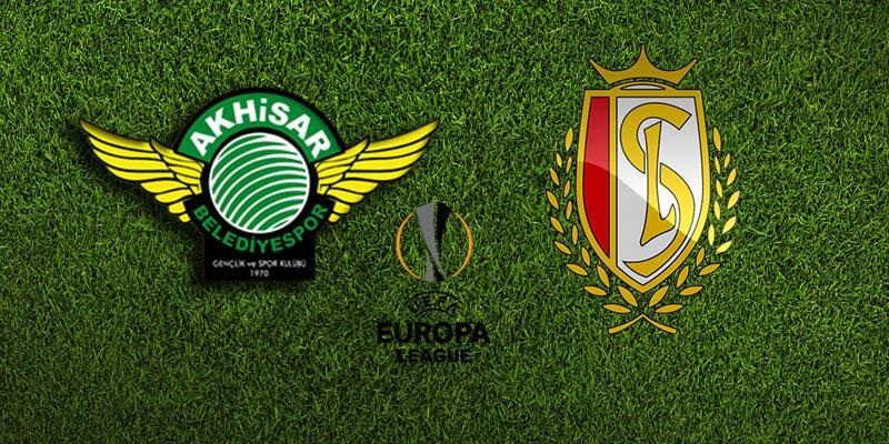 Akhisarspor - Standart Liege maçı ne zaman, saat kaçta, hangi kanalda?