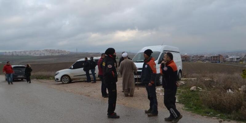 Kayıp kadının bulunması için drone ile bölge tarandı