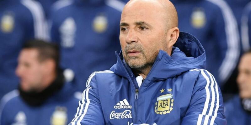 Jorge Sampaoli Santos'ta