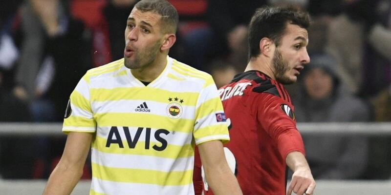 Spartak Trnava 1-0 Fenerbahçe / Maç Özeti