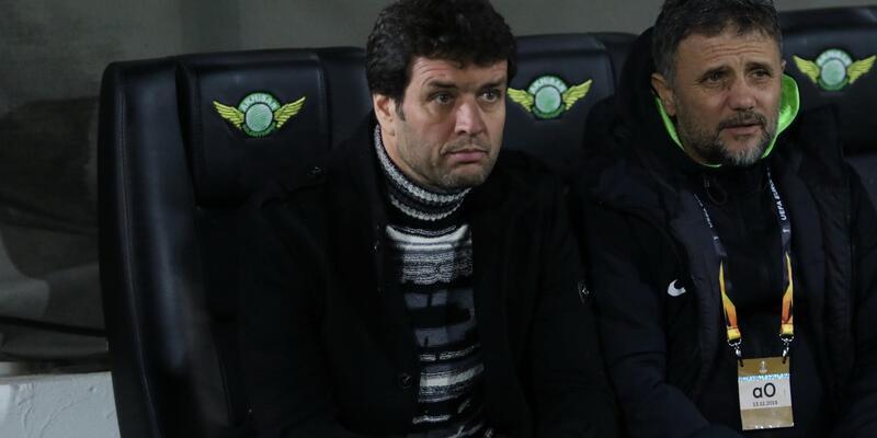 Cihat Arslan: Çok net gol pozisyonlarımız vardı