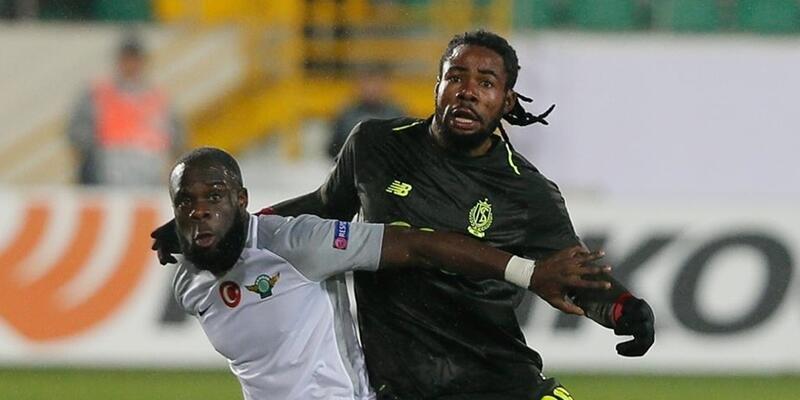 Akhisarspor'un Avrupa Ligi macerası kötü geçti