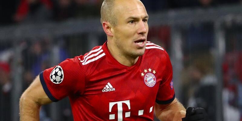 Arjen Robben için sürpriz transfer iddiası