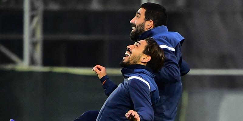 Başakşehir Galatasaray maçına hazır
