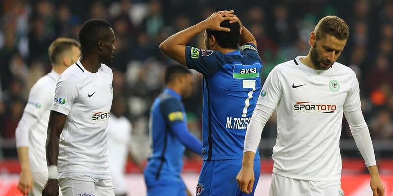 Konyaspor 3-2 Kasımpaşa / Maç Özeti
