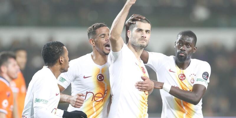 Başakşehir 1-1 Galatasaray / Maç Özeti