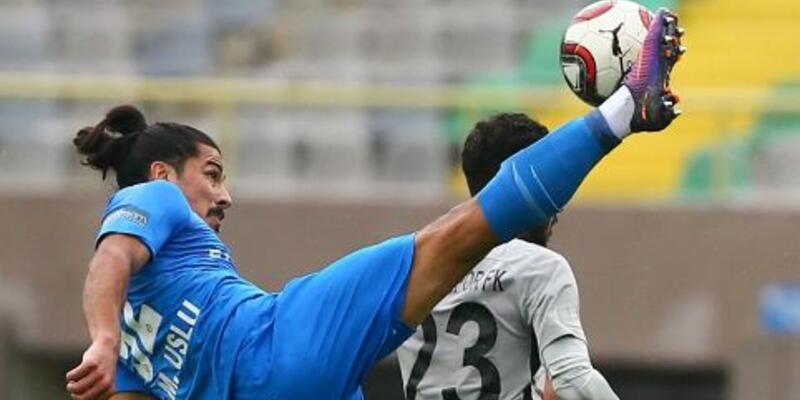 Altay 0-1 Osmanlıspor / Maç özeti