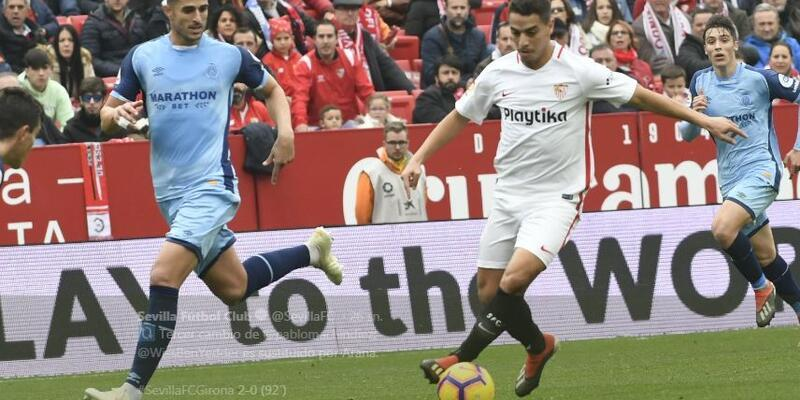 Sevilla 2-0 Girona maç sonucu
