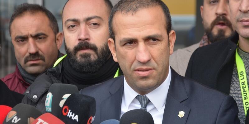 Yeni Malatyaspor Başkanı Adil Gevrek'ten saldırıyla ilgili açıklama