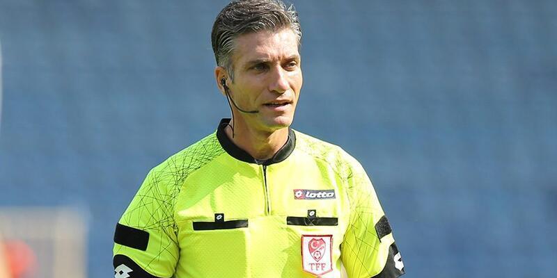 Galatasaray'ın maçına Özgür Yankaya atandı