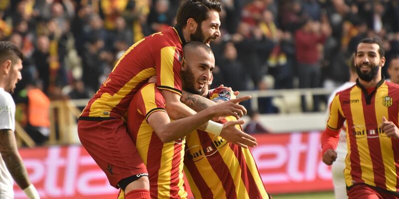 Yeni Malatyaspor evinde Liverpool'a dönüşüyor