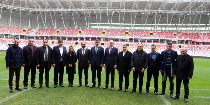 Sivasspor'un stadının adı değişti