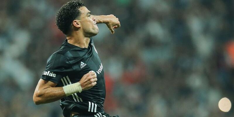 Pepe Beşiktaş'a böyle veda etti
