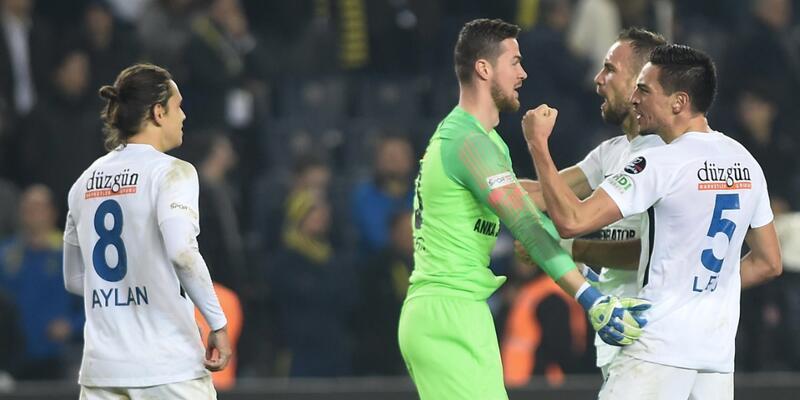 Erzurumspor cephesinden Fenerbahçe yorumu