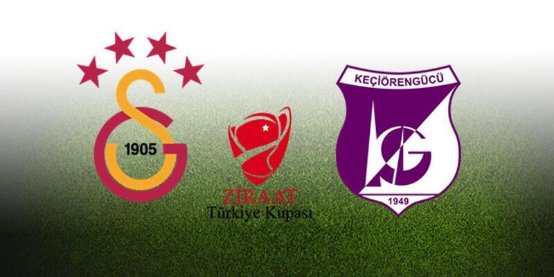 A2 canlı yayın: Galatasaray, Keçiörengücü maçı hangi kanalda, saat kaçta?