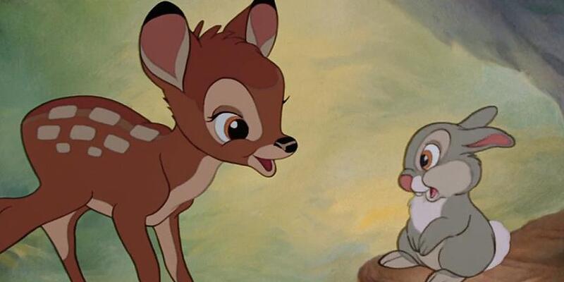 Geyik avcısına 'Bambi' izleme cezası