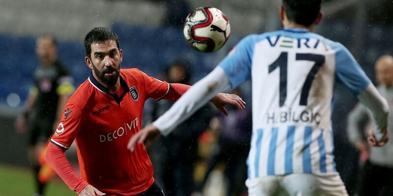 Medipol Başakşehir 2-0 Adana Demirspor / Maç Özeti