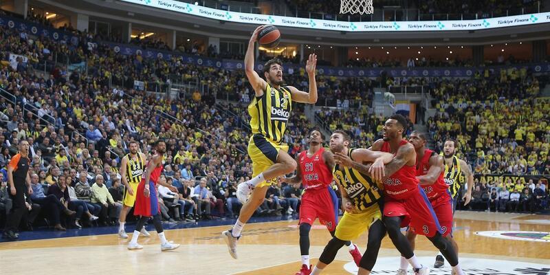 Fenerbahçe Beko, CSKA Moskova'yı devirdi