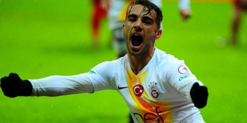 Galatasaray 1-1 Keçiörengücü / Maç Özeti