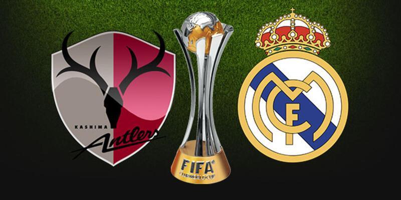 Kashima Antlers Real Madrid maçı ne zaman, saat kaçta, hangi kanalda?