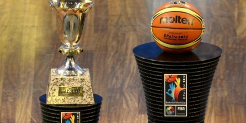 FIBA Dünya Kupası kura çekimi Shenzhen'de yapılacak