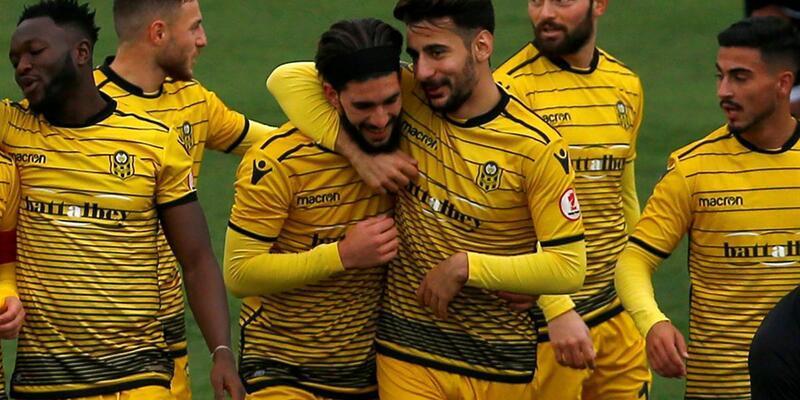 Yeni Malatyaspor kupada son 16'ya kaldı