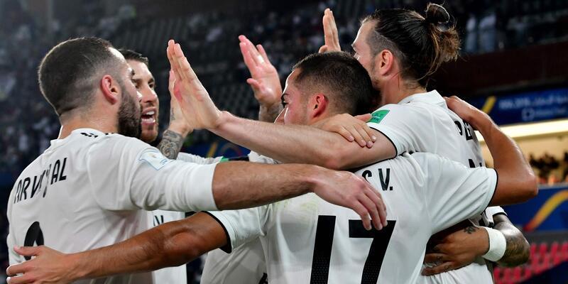 Kashima Antlers 1-3 Real Madrid / Maç özeti