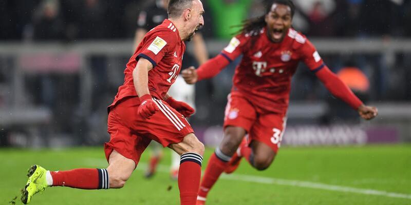 Bayern Münih Leipzig'i tek golle yendi