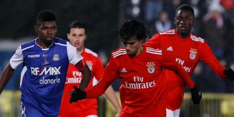Benfica çeyrek finale yükseldi