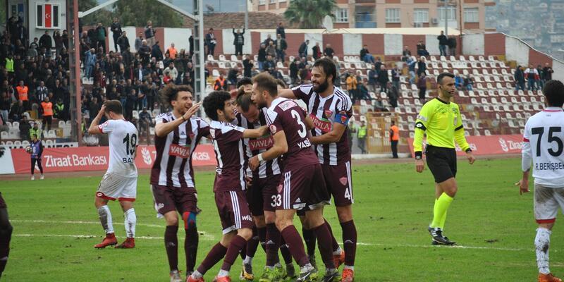 Hatayspor: Başakşehir maçını Antakya Atatürk Stadı'nda oynayacağız