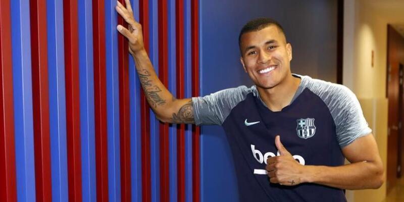 Barcelona Jeison Murillo'yu kiraladı