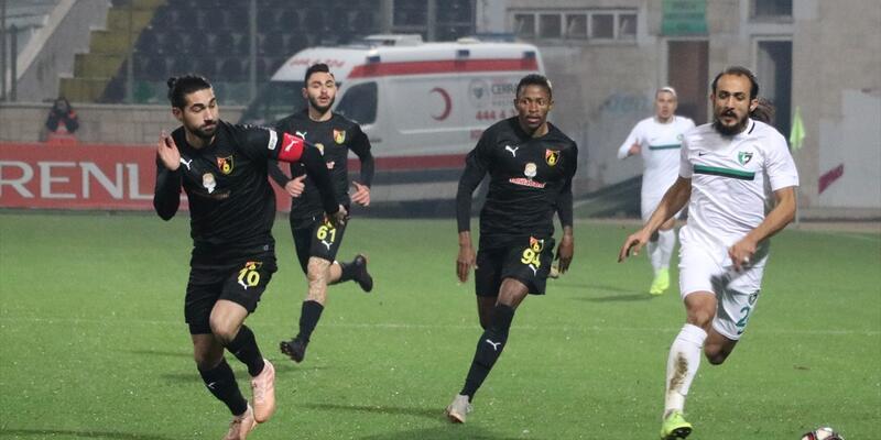 Denizlispor 1-0 İstanbulspor maç sonucu