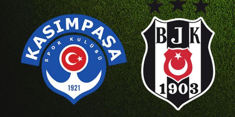 Kasımpaşa, Beşiktaş maçı ne zaman, saat kaçta? (Süper Lig)