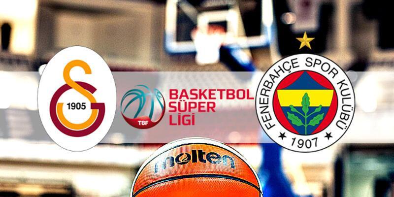 Galatasaray, Fenerbahçe basketbol maçı ne zaman, saat kaçta, hangi kanalda?
