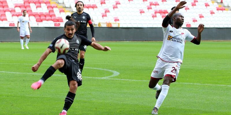 Elazığspor 1-1 Altay maç sonucu