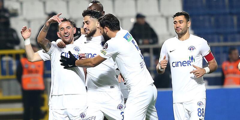 Kasımpaşa 4-1 Beşiktaş / Maç özeti