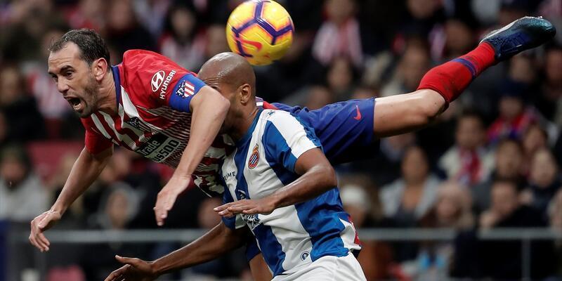 Atletico Madrid penaltıyla kazandı