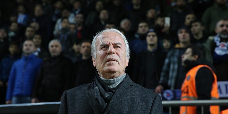 Mustafa Denizli'den Diagne'ye: Ödül varsa ceza da var