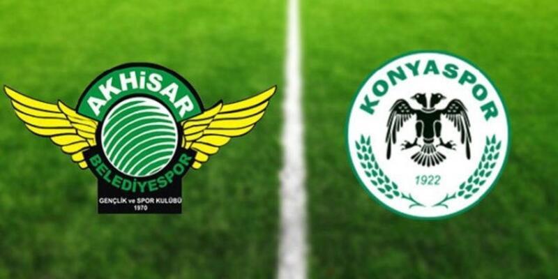 Akhisarspor - Konyaspor maçı muhtemel 11'leri