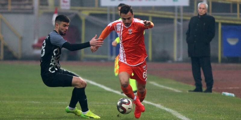 Osmanlıspor 3-1 Adanaspor maç sonucu