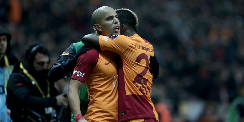 Galatasaray 4-2 Sivasspor / Maç özeti