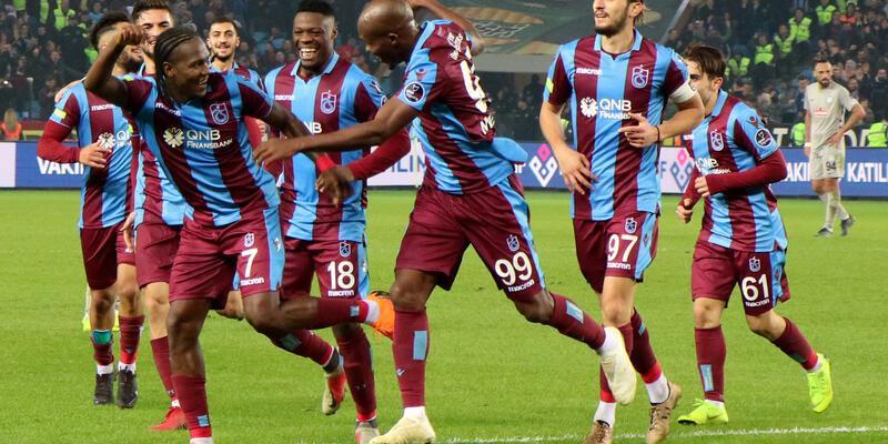 Trabzonspor'da 115 hafta sonra bir ilk