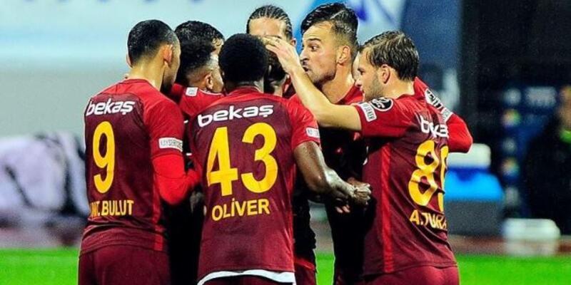 Kayserispor'da 5 futbolcu grip oldu